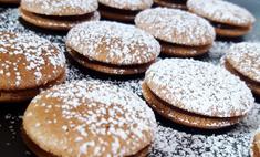 Миндально-ореховые пирожные