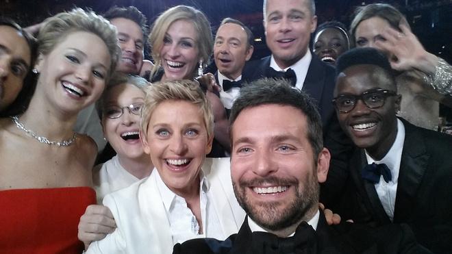 эволюция #selfie