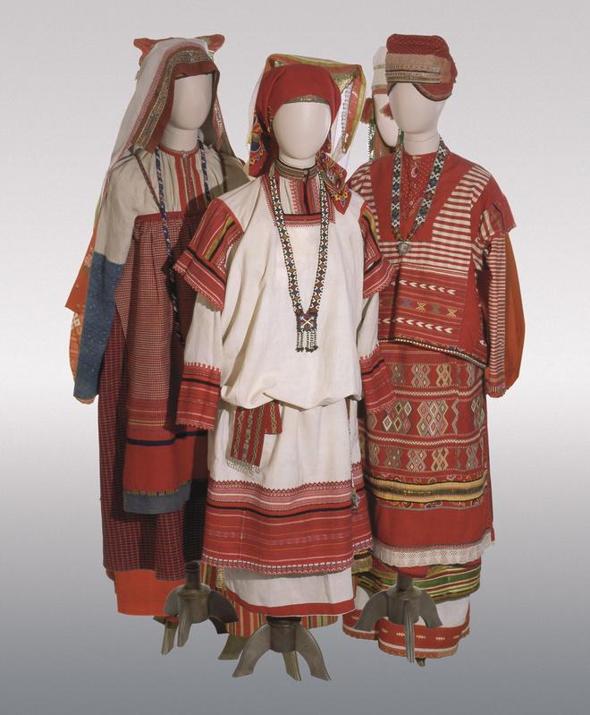 Национальный костюм: Рязанская область фото