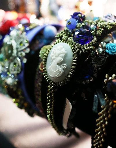 Презентация коллекции Masterpeace by Evgenia Linovich осень-зима 2013/14 на Mercedes-Benz Fashion Week