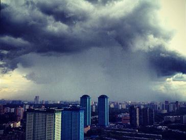 Град в Москве