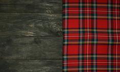 Одежда из клетки-шотландки – модная классика