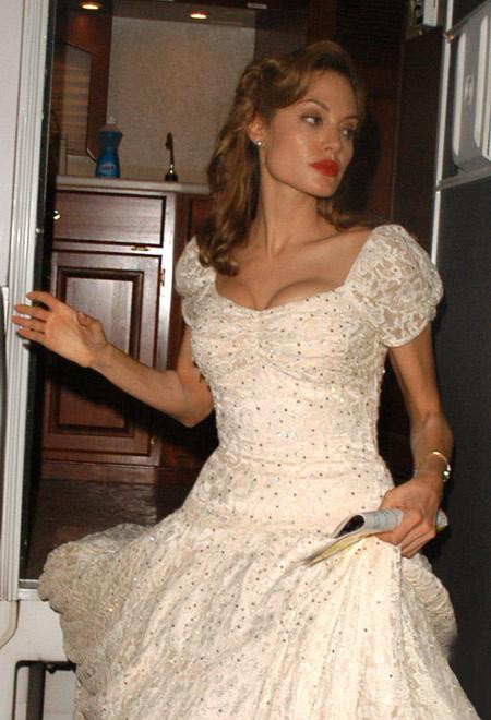 Анджелина Джоли и Брэд Питт, свадьба-2014, фото