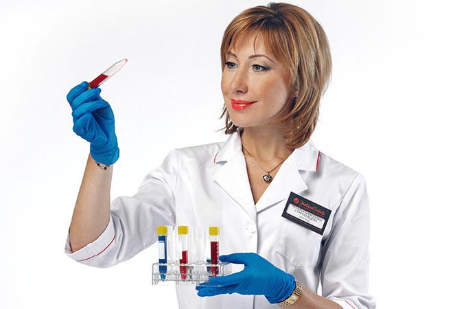 Прайм-тест в Петербург, Клиника «ГрандМед»