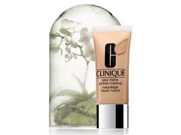 Stay-Matte Oil-Free Makeup, Clinique