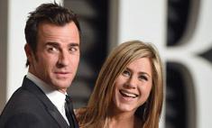 Энистон и Теру поженились, чтобы усыновить ребенка