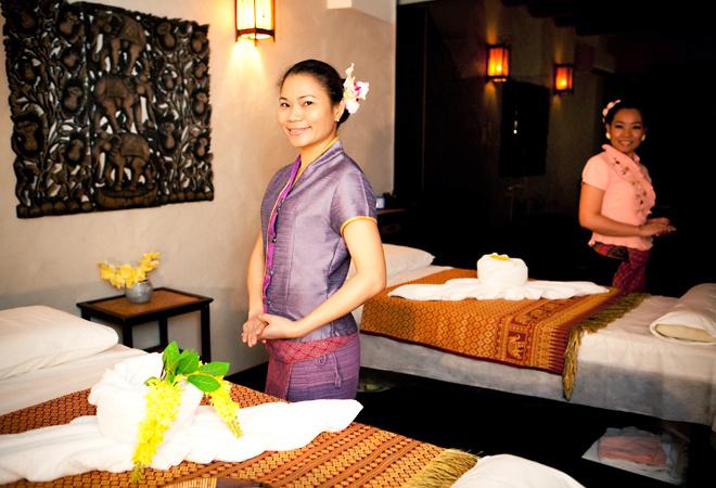тайский массаж тайки