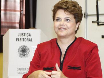 Дилма Руссефф (Dilma Rousseff)
