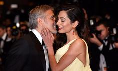 Паранойя? Джордж Клуни нанял младенцам телохранителей