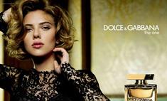 Аромат – откровение от Dolce&Gabbana