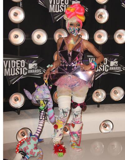 Ники Минаж (Nicki Minaj)