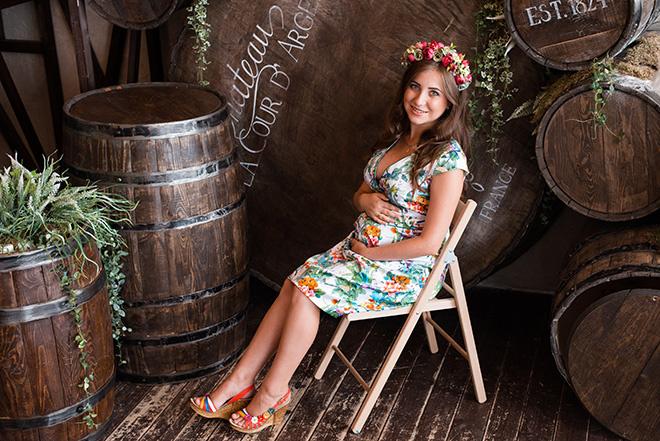 будущие мамы конкурс Самара 2016