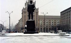 Триумфальная площадь в Москве закрывается на реконструкцию