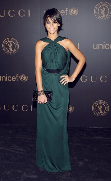 Рианна в Gucci.