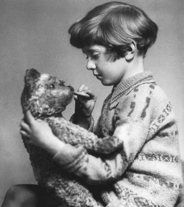 А Винни-Пух-то был девочкой!