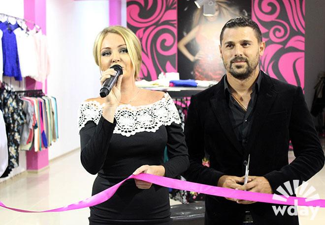 Дарья и Сергей Пынзарь в Саратове