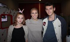 Елена Летучая в Астрахани: «Каждый раз перед входом в кафе я волнуюсь!»
