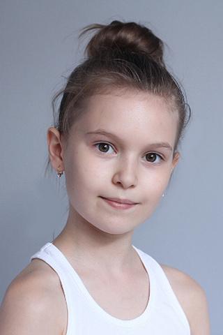 Анастасия Демина, «Топ модель по-детски-2016», фото