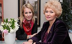 Мама Ксении Собчак: «Будем растить внука по старинке»