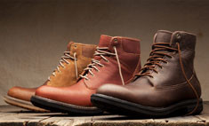 Timberland выпустил новую коллекцию желтых ботинок