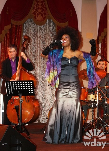 Фестиваль джаза в Казанской ратуше Hotel de Ville, фото