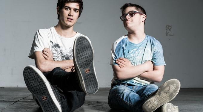 Солнечный мальчик: когда твой брат не такой, как все