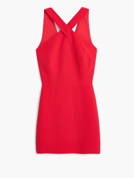 Красное платье на новый год купить