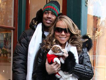 Ник Кэннон (Nick Cannon) и Мэрайа Кэри (Mariah Carey) в ожидании рождения близнецов