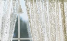 Как подшить шторы в домашних условиях: советы и хитрости