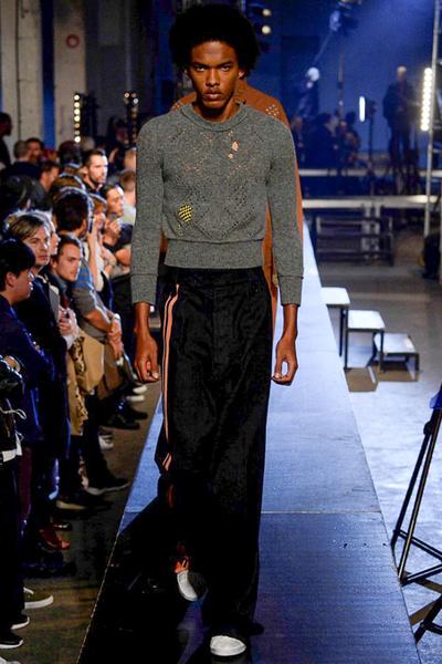 Неделя мужской моды в Париже: лучшие показы | галерея [2] фото [9]