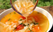 Суп «Вегетарианский»