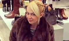 Яна Рудковская купила новую шубу