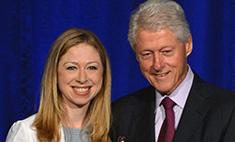 У Билла Клинтона родилась внучка