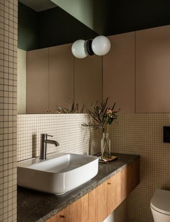 Фото №12 - Лаконичная квартира в теплых натуральных оттенках