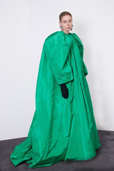 Balenciaga Haute Couture Collection AW 2021