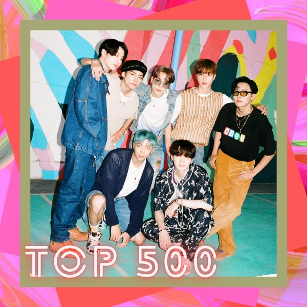 Фото №1 - Трек BTS вошел в список 500 лучших песен всех времен!