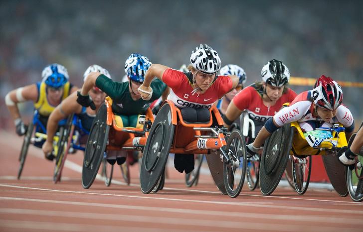 Фото №1 - Инфографика: паралимпийские и олимпийские игры