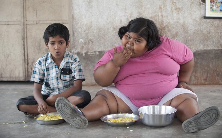 Фото №4 - Крохи-тяжеловесы: 7 самых больших детей в истории