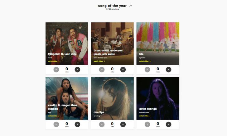 Фото №2 - BTS снова не номинированы на «Артиста года» на MTV VMA? 🤔