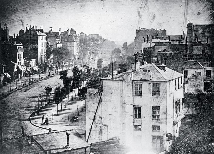 Фото №3 - Первое фото, первое селфи,первый фоторепортаж— все пионеры фотографии в одном материале