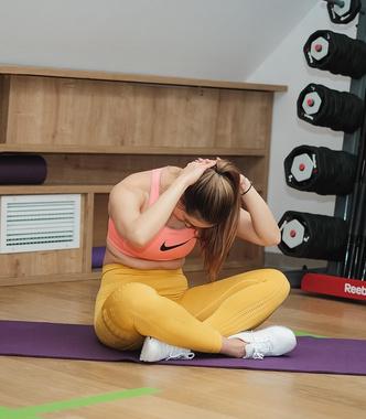 тренировка для мышц шеи дома для девушек женщин