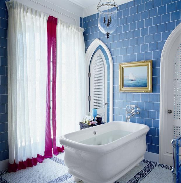 Фото №2 - Тренды 2021: дизайн ванной комнаты