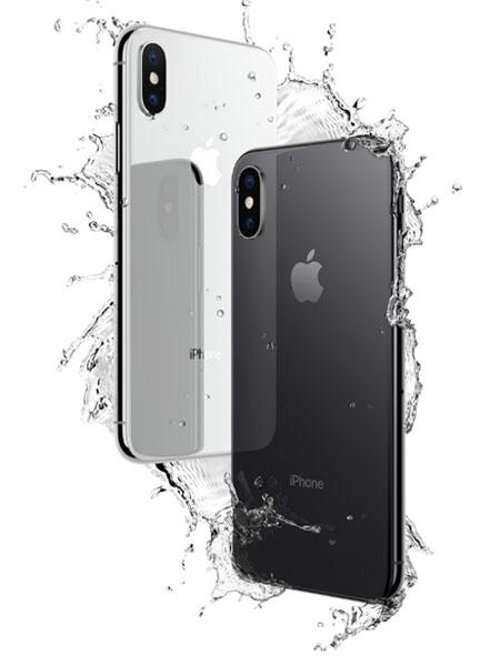 Фото №2 - iPhone 8 и iPhone X: в трех новых цветах и защищен от воды