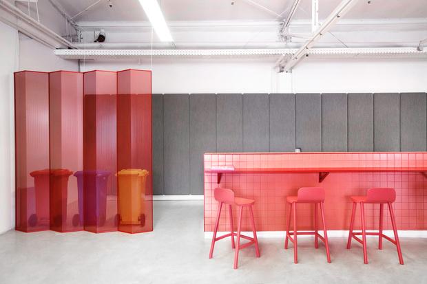 Фото №4 - Яркий офис-трансформер в Берлине
