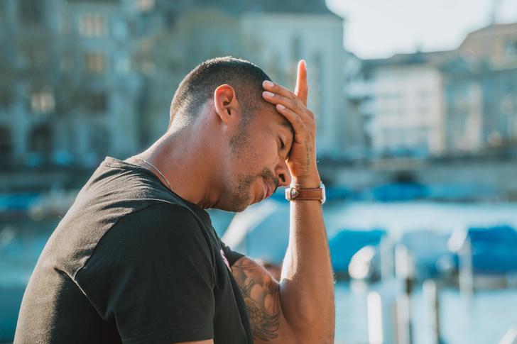 головная боль затылок мигрень
