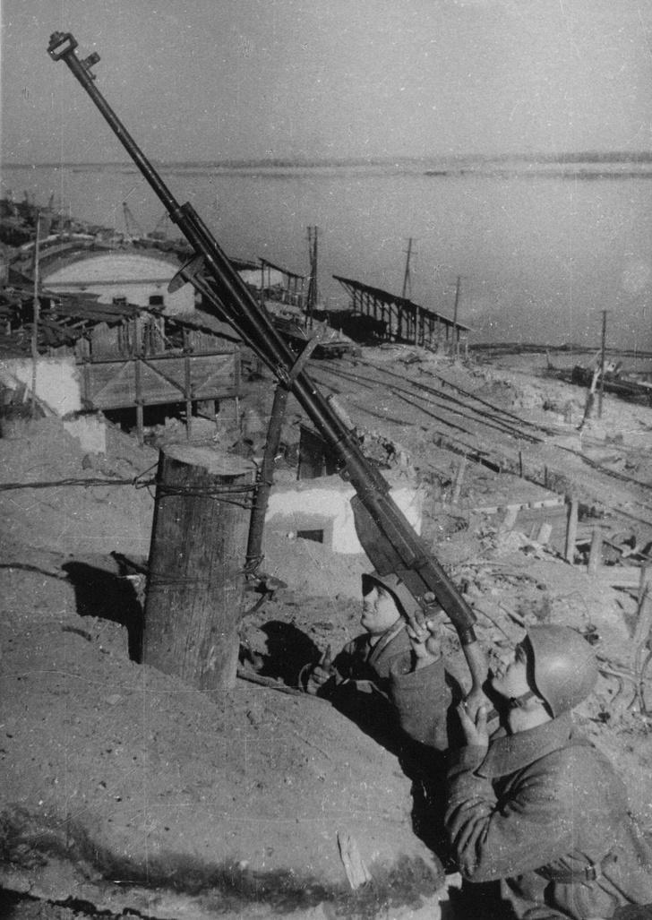 Фото №6 - Что советское противотанковое ружье могло пробить