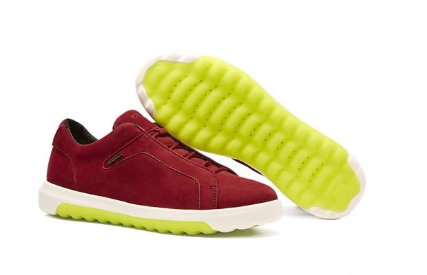Фото №2 - Geox представил кроссовки, которые помогут выпустить пар