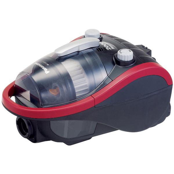 Модель MC-CL671RR79 (Panasonic), 3690 руб., с технологией Reel Clean для обеспечения постоянной мощности всасывания и удобства утилизации пыли.