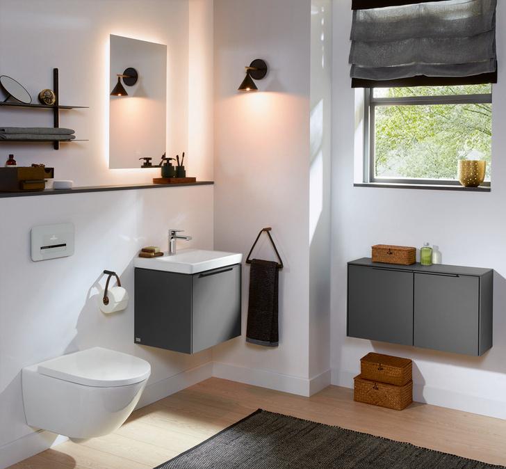 Фото №4 - Больше, чем зеркало: умные новинки для ванной от Villeroy & Boch