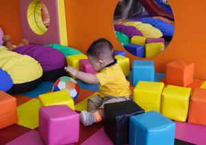 Фото №4 - Уроки жизни для малыша